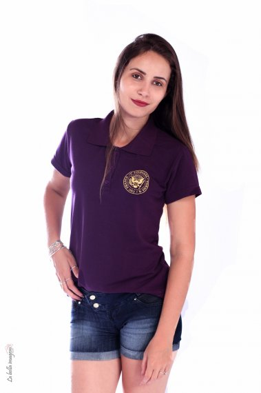 602613fcff Camiseta Polo - Produtos - Produtos - Raciocínio Estamparia e Confecção -  Franca-SP - Uniformes em Camisetas
